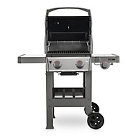 Weber Spirit II E220 Black 2 burner Barbecue