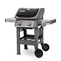 Weber Spirit II E220 Black 2 burner Gas Barbecue