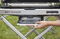 Weber Traveler LP BLK Gas Barbecue