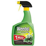 Weedol Fast acting Weed killer 1L