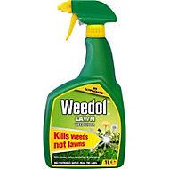 Weedol Lawn Weed killer 1L 1.01kg