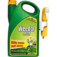 Weedol Lawn Weed killer 3L 3kg
