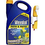 Weedol Path & patio Weed killer 3L 3kg