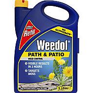 Weedol Refill path & patio Weed killer 5L 5kg