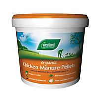 Westland Chicken manure Pellets, 10kg