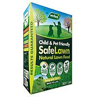 Westland Safelawn Lawn treatment Granules 80m² 2.8kg