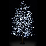 White LED Blossom Tree Decoration