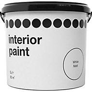 White Vinyl matt Emulsion paint, 5L