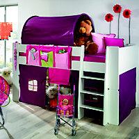 Wizard Pink & purple Bed hanger