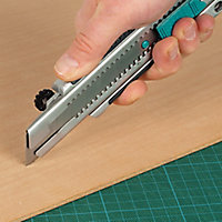 Wolfcraft 25mm Snap-off knife