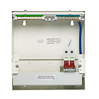 Wylex 100A 8 way Consumer unit