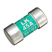 Wylex 45A Consumer unit fuse