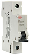 Wylex 6A Miniature circuit breaker