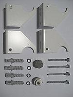 Ximax Champion Duplex Vertical Designer Radiator, White (W)526mm (H)1800mm