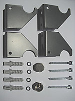 Ximax Champion Horizontal Designer Radiator, Anthracite (W)1000mm (H)584mm