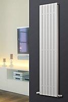 Ximax Vertirad Deluxe Vertical Designer Radiator, White (W)595mm (H)1500mm