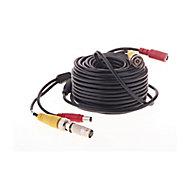 Yale BNC CCTV extension cable, 30m