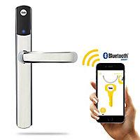 Yale Conexis L1 Polished Smart Digital door lock