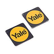 Yale P-YD-01-CON-RFIDPB Intruder alarm tag, Pack of 2