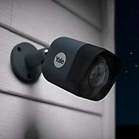 Yale SV-4C-2AB4MX 4MP Wired CCTV & DVR system kit