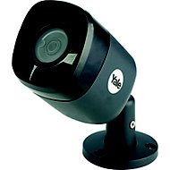 Yale SV-ABFX-B Wired 1080p Black Indoor & outdoor Bullet camera