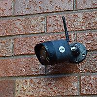 Yale Wireless Black Indoor & outdoor Bullet camera