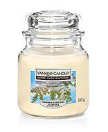Yankee Candle Sunlight On Snow Candle Medium