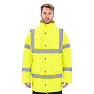 Yellow Hi-vis jacket Large
