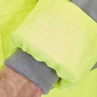 Yellow Hi-vis jacket X Large