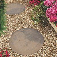 York brown Stepping stone