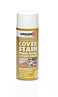 Zinsser Cover stain White Wall & ceiling Matt Primer, 400