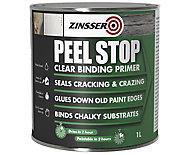 Zinsser Peel stop Clear Binding primer, 1L