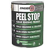 Zinsser Peel stop Clear Binding primer, 5L