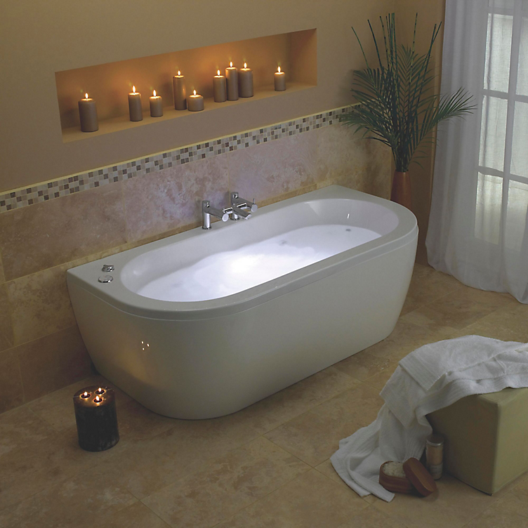 Bathroom lighting - Cooke & Lewis Ultimate Chroma Therapy LED Wellness Spa System with Chrome Controls