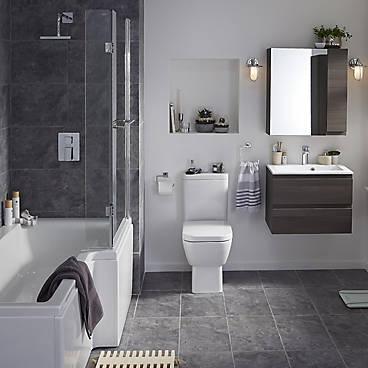 Small Bathroom Ideas Ideas Amp Advice Diy At B Amp Q