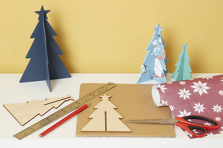 8 Simple Christmas Craft Ideas Ideas Advice Diy At B Q