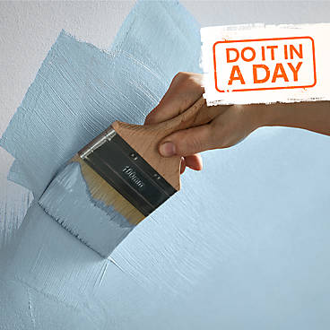 How to paint your wall like a pro