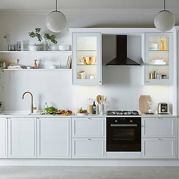 white artemisia kitchen