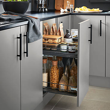 Kitchen Storage Ideas Ideas Advice Diy At B Q