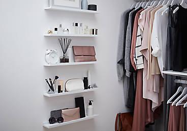 Rigga White Photo shelf