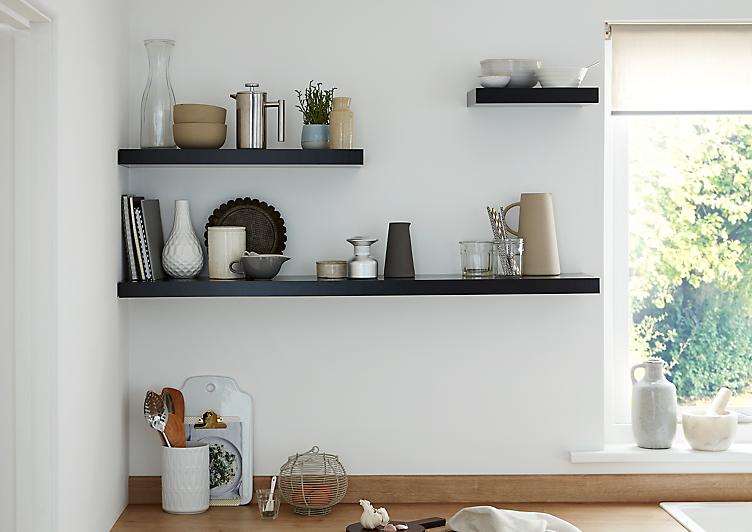 How to put up a shelf | Ideas & Advice | DIY at B&Q
