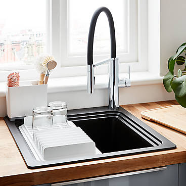 Romesco smart space sink