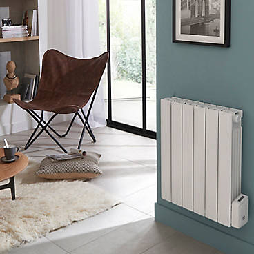 Electric 2000W White Dillam Panel heater