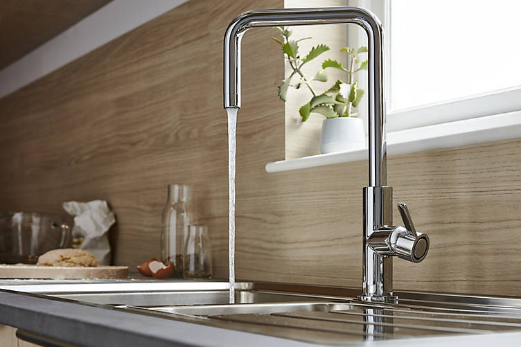 Super How To Remove Fit A Kitchen Tap Ideas Advice Diy At Bq Download Free Architecture Designs Scobabritishbridgeorg