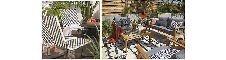 b&q outdoor trends