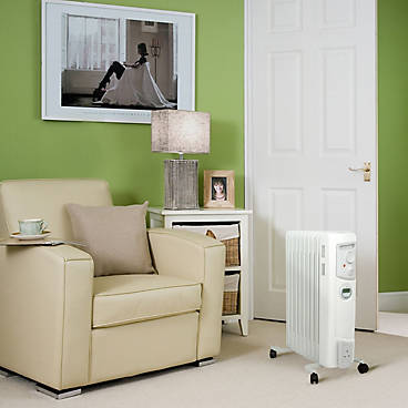 Electric heaters buying guide - oil filled radiator
