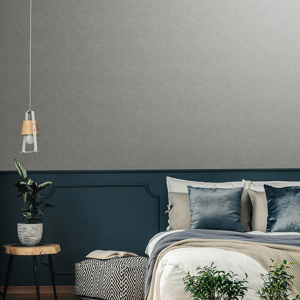 Boutique Sieta Gold effect Textured Wallpaper