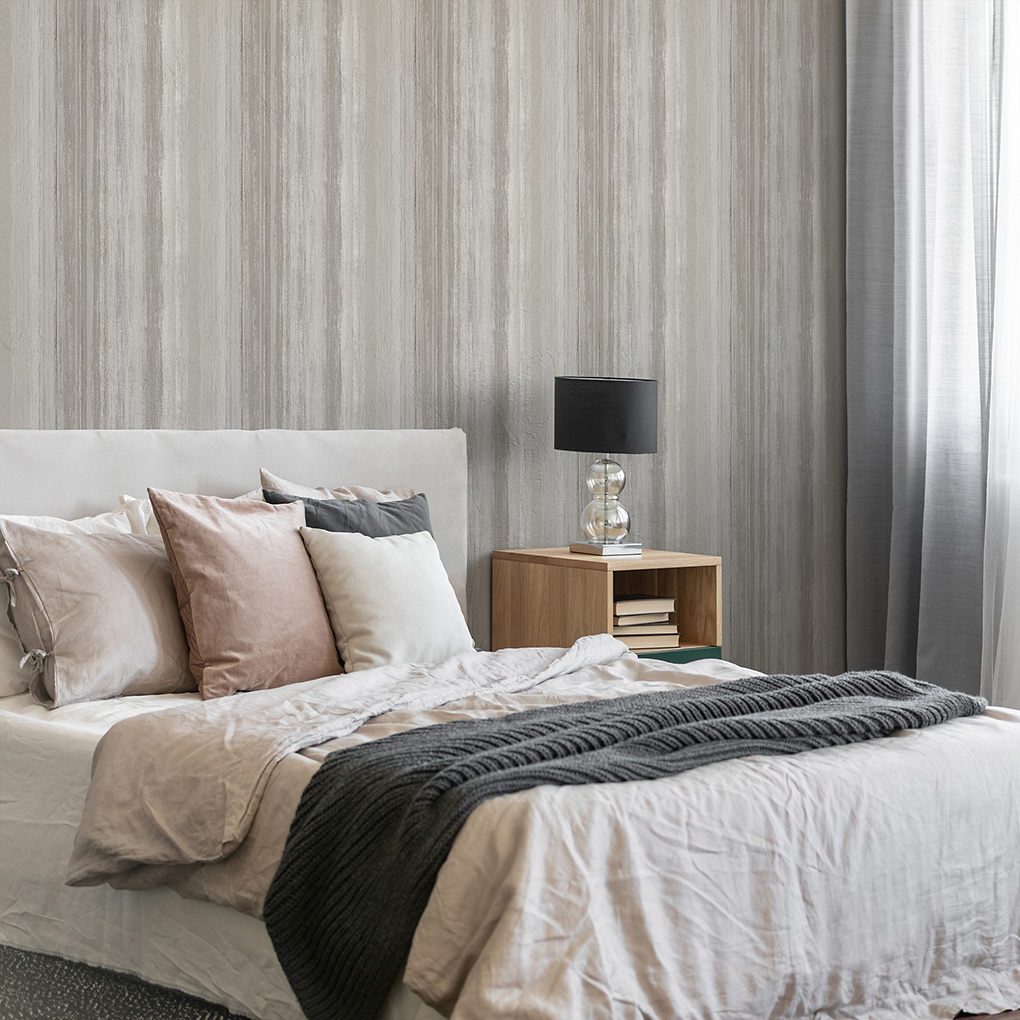 Graham & Brown Superfresco Natural Textile Textured Wallpaper