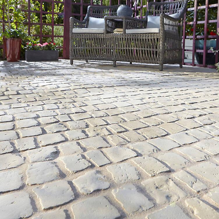 paving garden, paving slabs b&q