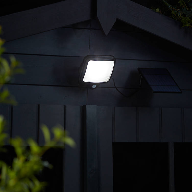 Security lights from B&Q